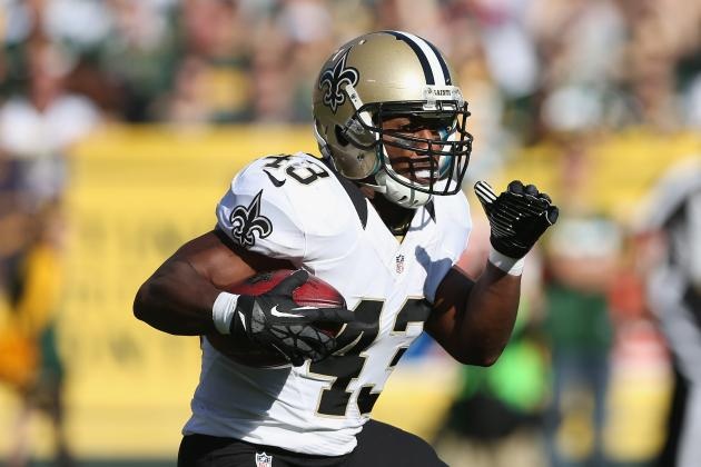 Jimmy Graham: Saints Players Who Will Be Fantasy Stars in TE's Absence