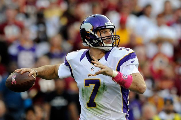 Samantha Steele: Extra Publicity Won't Slow Down Christian Ponder