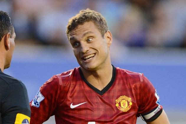 Manchester United Step Up Vidic Recovery with Defender Set to Begin Rehab