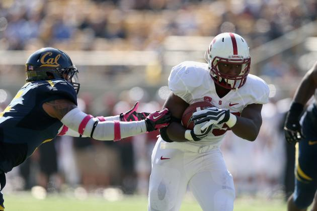 Stanford Rolls Cal for 3rd Big Game Win in Row