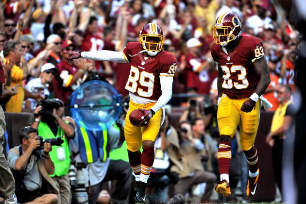 Pierre Garcon: Fred Davis and Santana Moss Must Step Up in Star's Absence