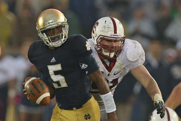 Kelly Announces Golson Will Start vs. Oklahoma