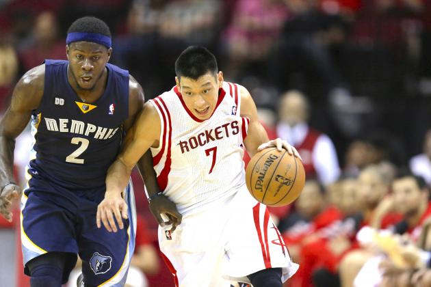 Jeremy Lin's Mediocre Play Should Have Houston Rockets Nervous