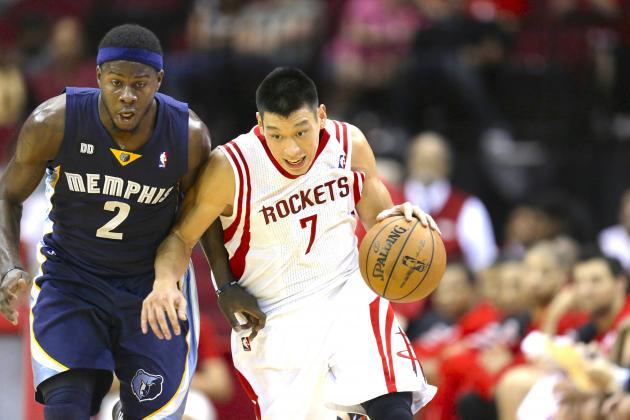 Jeremy Lin's Mediocre Play Should Have Houston Rockets Nervous