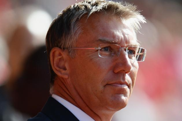 Adkins: I Don't Know How Long I Have Left at Southampton