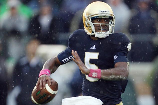 Brian Kelly Names Everett Golson Starter Next Week vs. Oklahoma