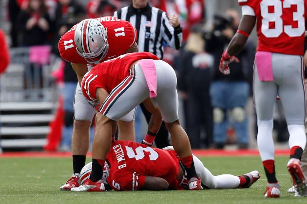 Braxton Miller Injury: Star QB's Health Great News for Buckeyes