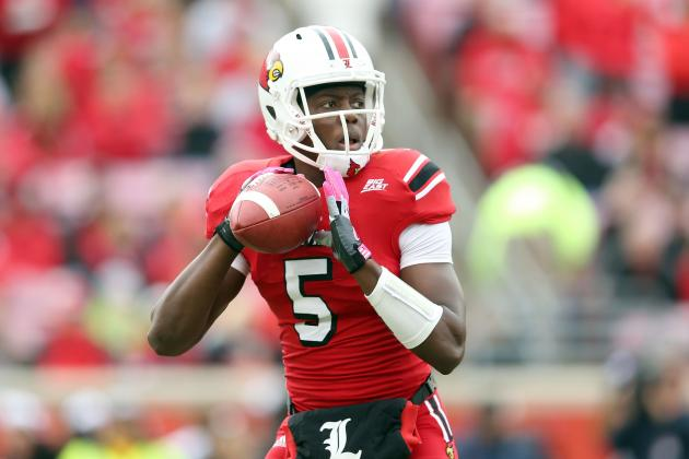 No. 16 Louisville 27, South Florida 25