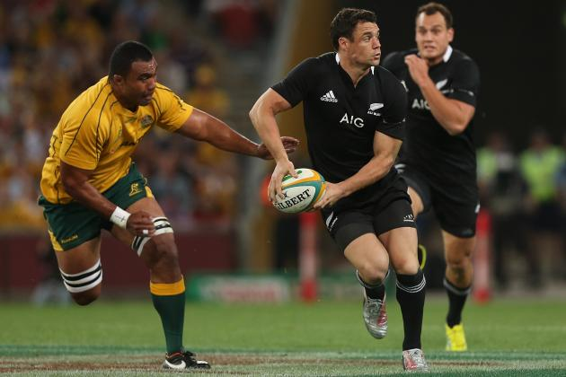 New Zealand vs. Australia: All Blacks Held to Draw by Wounded Wallabies