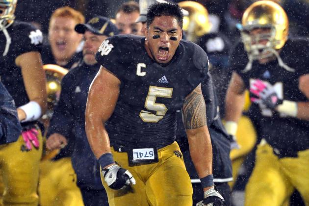 BYU vs. Notre Dame: Manti Te'o's Heisman Stock Continues to Soar