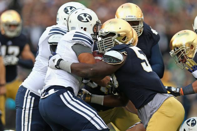 Do Close Wins Show Notre Dame Knows How to Close Games or Are Irish Just Lucky?