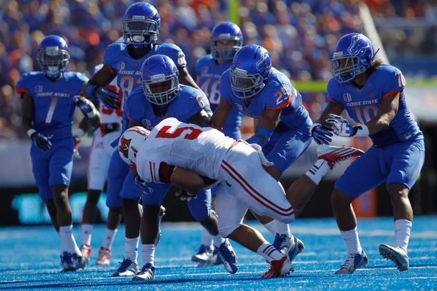 UNLV vs. Boise State: Defense Will Carry Broncos to MWC Crown
