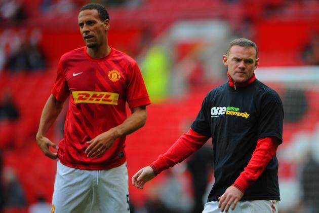 Manchester United: Rio Ferdinand Slammed by Sir Alex Ferguson