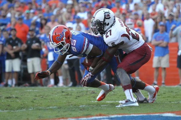South Carolina vs. Florida: Gamecocks Can Forget BCS After Embarrassing Loss