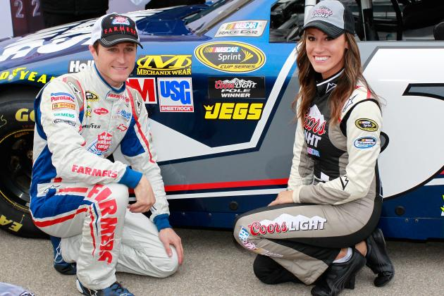 NASCAR Chase 2012: Kasey Kahne Will Alter Title Race with Win in Kansas