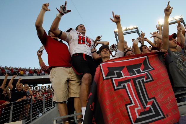 Texas Tech vs. TCU: 3OT Win Powers Red Raiders into Big 12 Clash with K-State