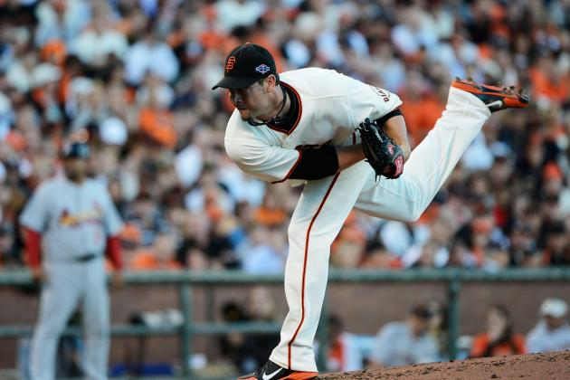 Vogelsong Hopes to Spark Latest Rally, Put Series in Cain's Hands
