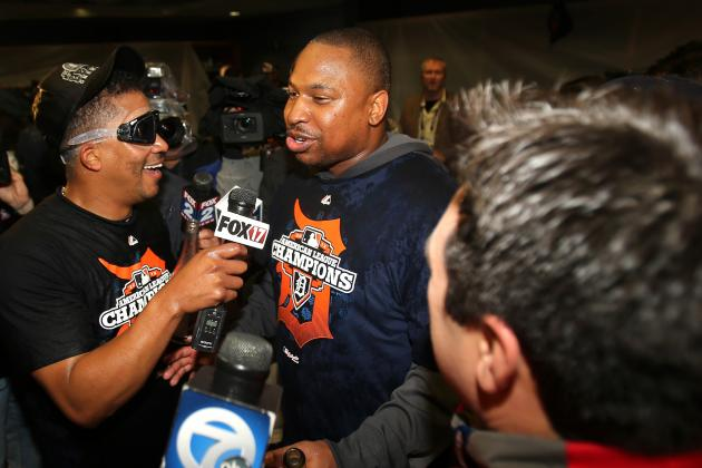 Tigers' Delmon Young Makes Big Brother Dmitri Proud: 'He Grew Up'