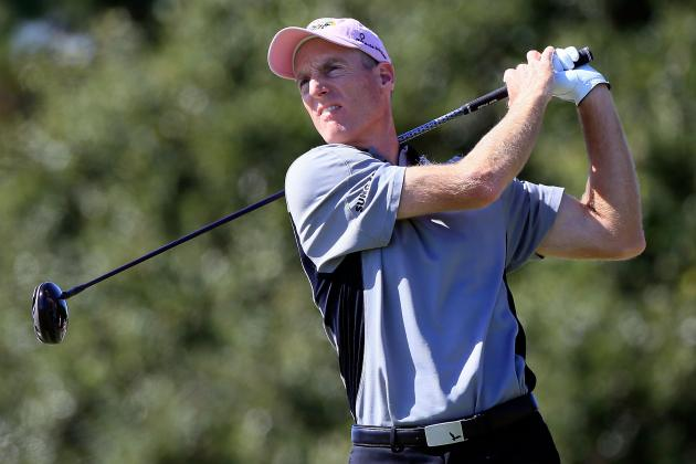 McGladrey Classic 2012: Jim Furyk Must Claim Tourney to Erase Sting of Bad Year