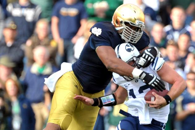 BYU vs. Notre Dame: Another Irish Win, but Ugly Formula Won't Fly at Oklahoma