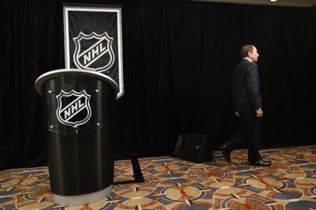 NHL Lockout 2012: Is Gary Bettman Negotiating or Seeking Publicity?