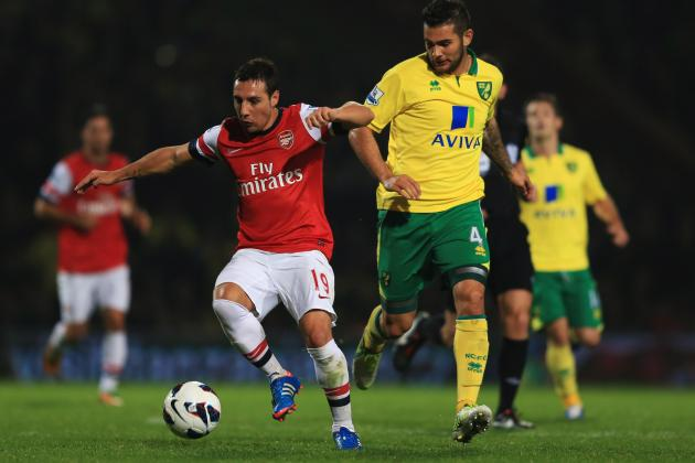 Arsenal: Reviewing Players' Performance in the 1-0 Loss to Norwich City