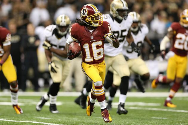 Washington Redskins Need to Expand the Brandon Banks Experiment