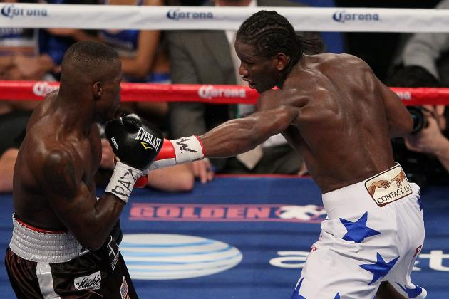 Quillin Drops N'Dam Six Times to Win WBO Crown