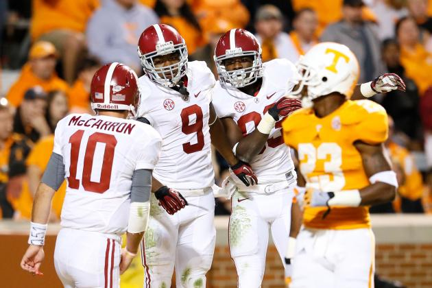 Tennessee vs. Alabama: Score, Twitter Reaction, Grades and More