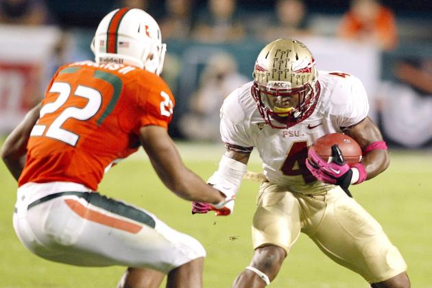 Florida State vs. Miami: Live Scores, Analysis and Results