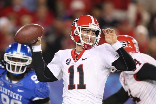 No. 13 Georgia 29, Kentucky 24