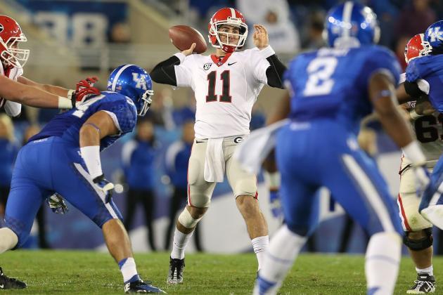 Georgia vs. Kentucky: No Need to Stress over Bulldogs' Squeaker over Wildcats