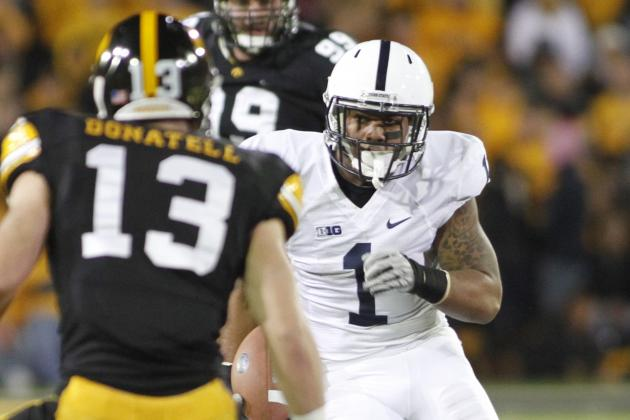 Penn State Football: A Healthy Bill Belton Makes the PSU Offense Very Dangerous