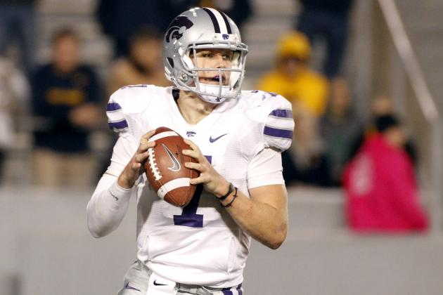 Collin Klein: Kansas State QB Is Heisman Frontrunner After Win vs. West Virginia