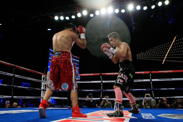 Narvaez vs. Garcia: Nonito Donaire Is Only Challenge Left for the Hurricane