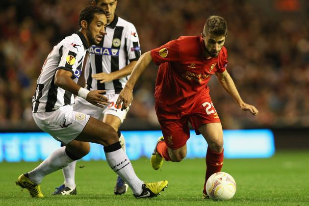 Fabio Borini: Why Italian Striker Is Not Firing at Liverpool