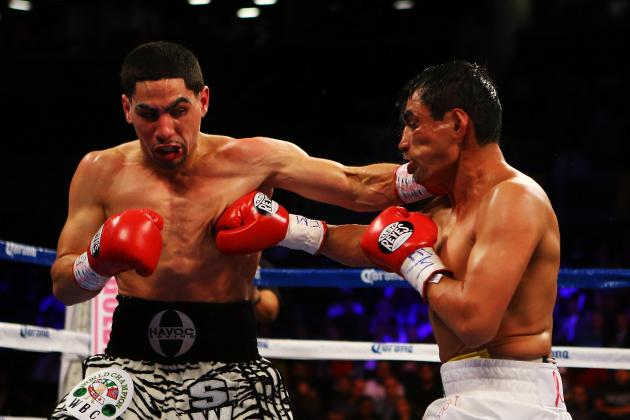 Danny Garcia Sustains Momentum with Brutal Stoppage of Erik Morales