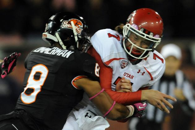 Utah vs. Oregon State: Live Scores, Analysis and Results