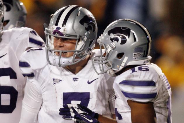 2012 NCAA College Football Polls: Kansas State to Leap Oregon in BCS Rankings?