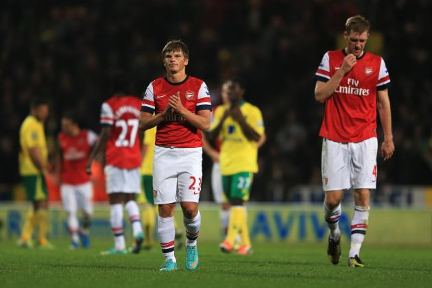 Lazy Arsenal Were Punished for Their Arrogance Against Norwich City