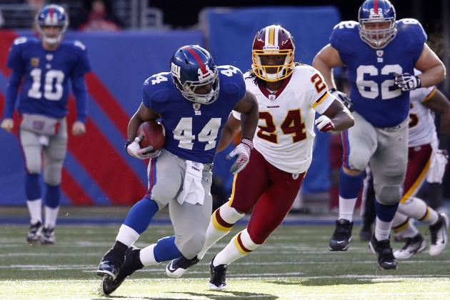 Redskins vs. Giants: Bold Predictions for NFC East Matchup
