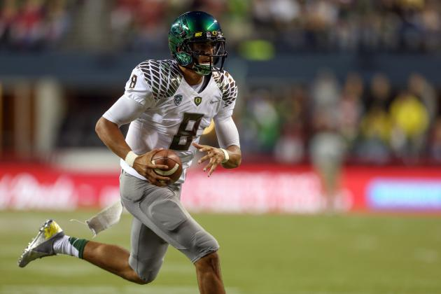 Oregon Football: Biggest Factors Preventing Ducks from Running the Table in 2012