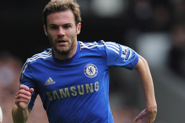 EPL: Juan Mata Is Midfield Maestro as Chelsea Reclaims 3-Point Lane