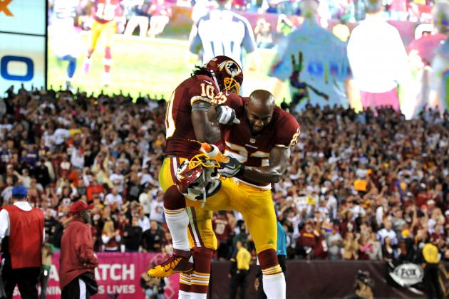 Redskins Pregame: 3 Keys to Victory Against the New York Giants