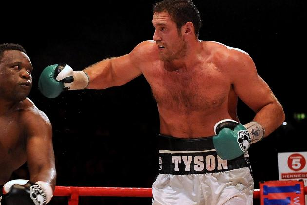 Is Tyson Fury the Next Great Heavyweight Boxer?