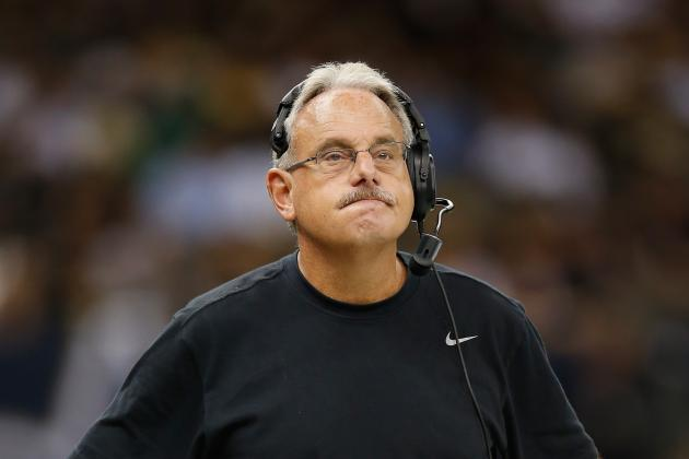 With Suspension Ending, Joe Vitt Will Meet with Saints Tonight