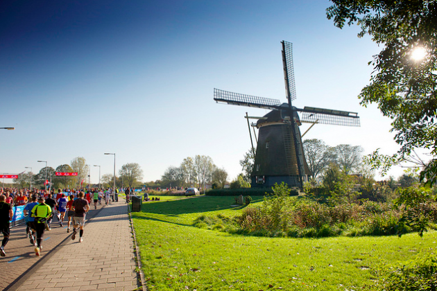 Amsterdam Marathon 2012 Results: Men's and Women's Top Finishers