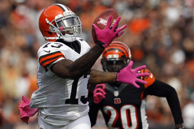 Josh Gordon: Fantasy Expectations for Cleveland Browns WR vs. Indianapolis Colts