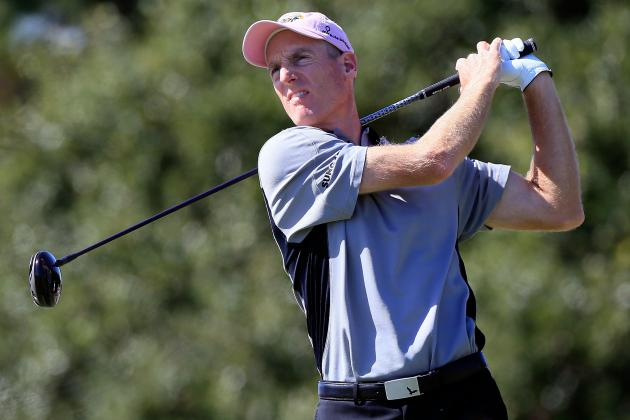 McGladrey Classic 2012: Jim Furyk and Top Contenders in Sunday's Final Round
