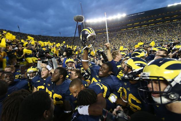 What Michigan's Big Rivalry Win over Michigan State Means for Recruiting